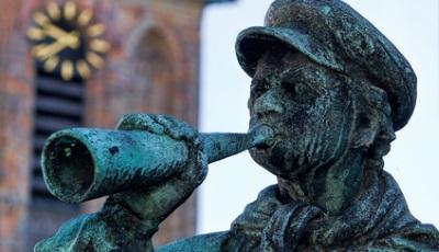 Bochum Kuhhirten Denkmal