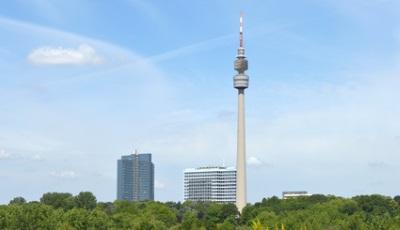 Dortmund Fernseherturm Florian Tower