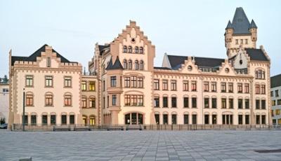 Hörder Burg am Phoenixsee in Dortmund