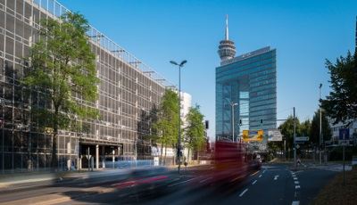Düsseldorf Stadttor