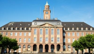 Rathaus in Herne